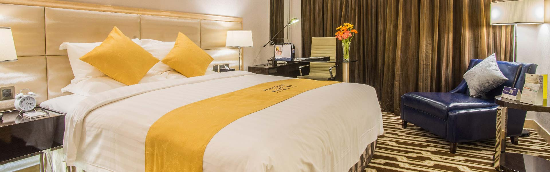 Accommodation Metropark Macau